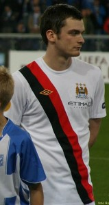 Adam Johnson ragazza