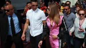 Cara Delevingne Cristiano Ronaldo